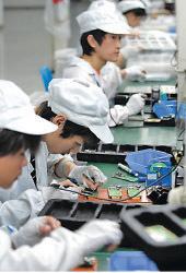 大陸IT業成為「山寨」重災區。(Getty Images)