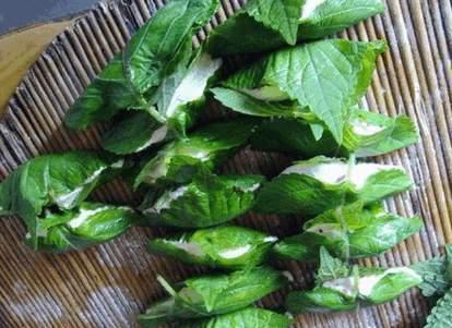 葉子餑:葉子餑,是廣西玉林人的節日食品尤其在端午和重陽這兩節屬必不可少的美食。(網絡圖片)