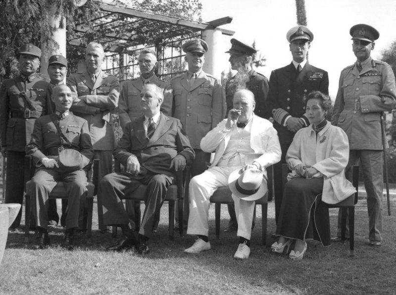 Cairo declaration 1